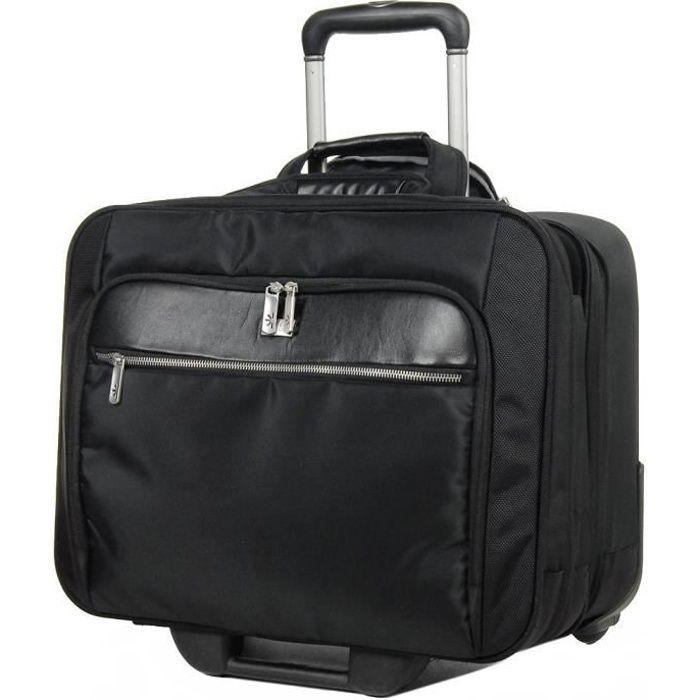 CASE LOGIC Valise Trolley pour ordinateur portable