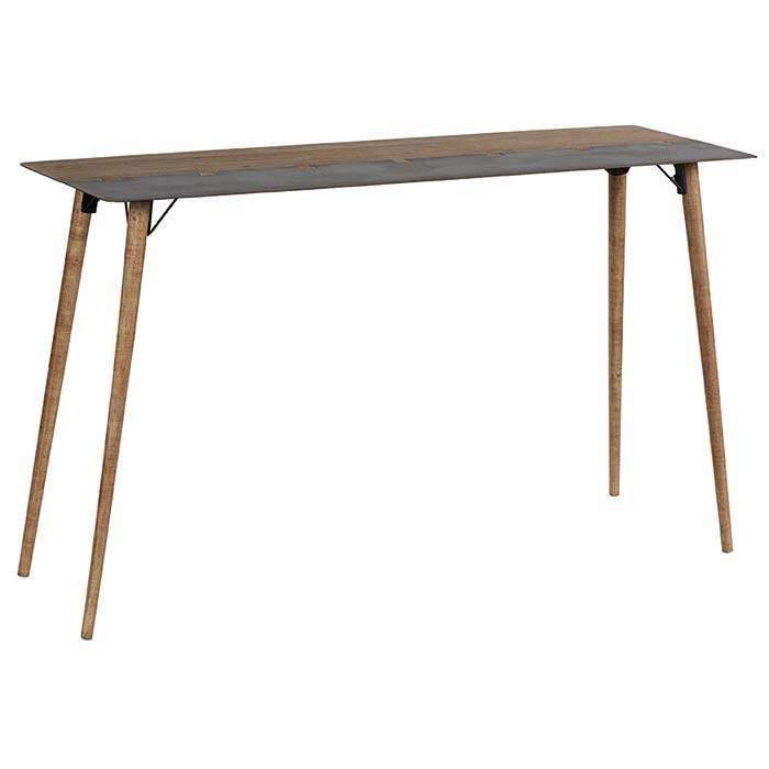 table haute rectangulaire achat vente pas cher. Black Bedroom Furniture Sets. Home Design Ideas