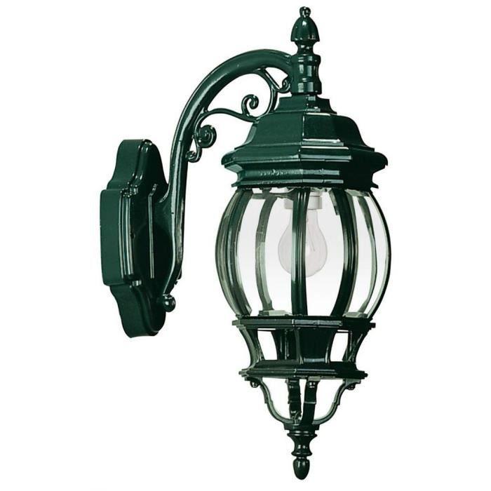 Style Aluminium Colonial Murale Lanterne Casa Padrino Applique 27 Cm Extérieure X Vert H42 Nostalgique 16 En LzVSpGqUM