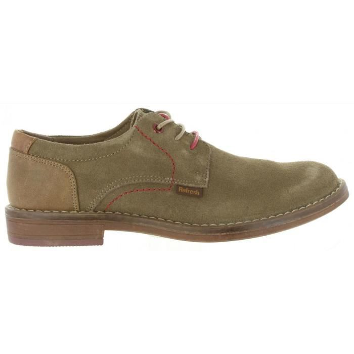 Chaussures pour Homme REFRESH 63954 SERRAJE TAUPE 18adb