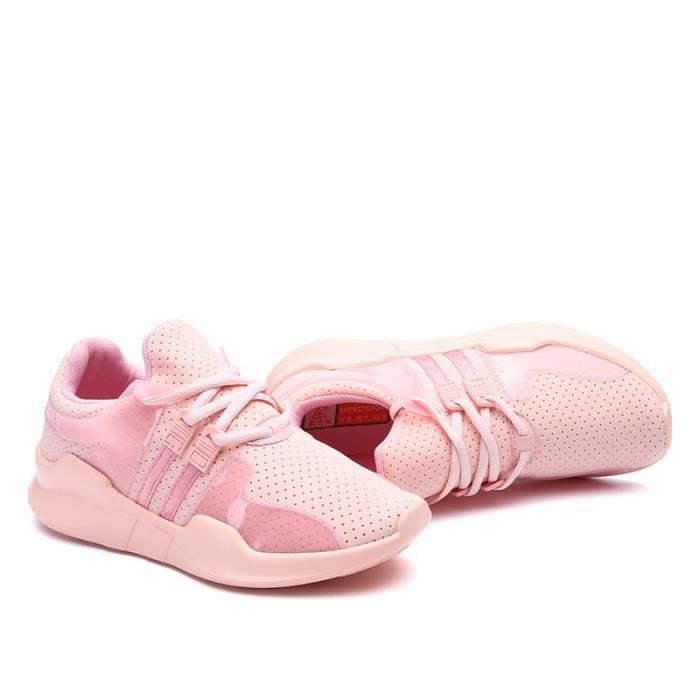 Femmes Chaussures Casual New Mode Respirant Flats femelles Tenis Fashion Style Mesh Sneakers