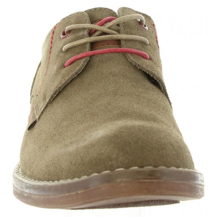 Chaussures pour Homme REFRESH 63954 SERRAJE TAUPE EpLzFy7