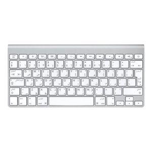CLAVIER D'ORDINATEUR Apple Wireless Keyboard - Clavier - Bluetooth - ar