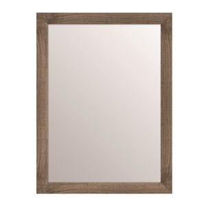 MIROIR TEXA Miroir rectangulaire 50x70 cm Pin