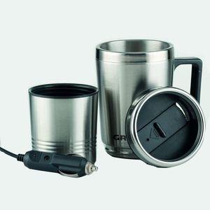 PRISE ALLUME-CIGARE Mug électrique 50 cl avec allume cigare 24 V pour