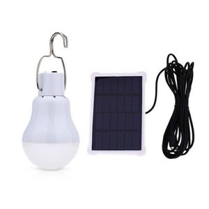 AMPOULE - LED Portable panneau solaire puissance LED ampoule lam