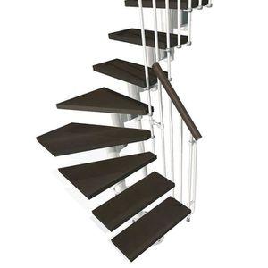 ESCALIER Escalier droit Kompact74 - de chez Fontanot. Large