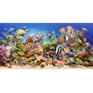 PUZZLE Puzzle 4000 pièces : Vie sous-marine