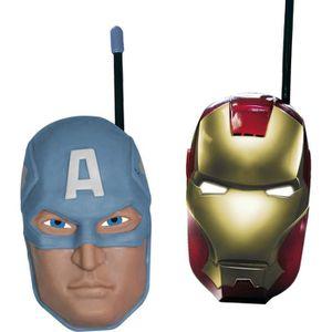 TALKIE-WALKIE JOUET IMC TOYS Talkie-walkie Avengers