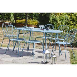 Salon de jardin métal - Achat / Vente Salon de jardin métal ...