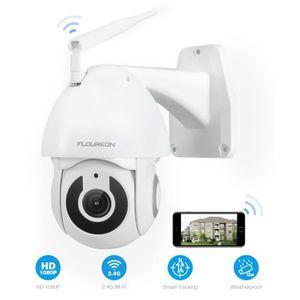 CAMÉRA IP Caméra de sécurité 720P Caméra IR IP WiFi sans fil