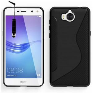 coque intégrale huawei y6 2017