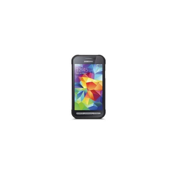 Mobilis Coque en silicone pour Samsung Galaxy Xcover 3 - Noir T-Series