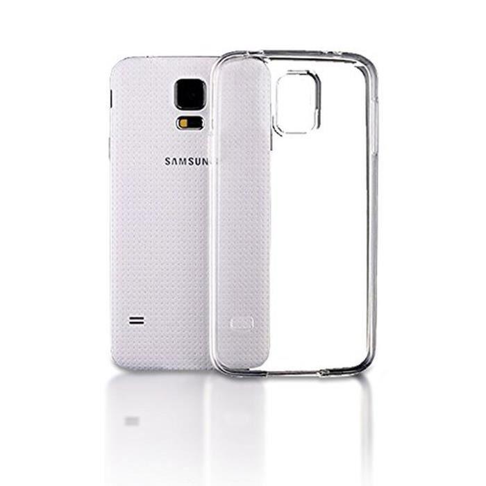 TNB Coque pour Samsung Galaxy A3 2017 - Transparent