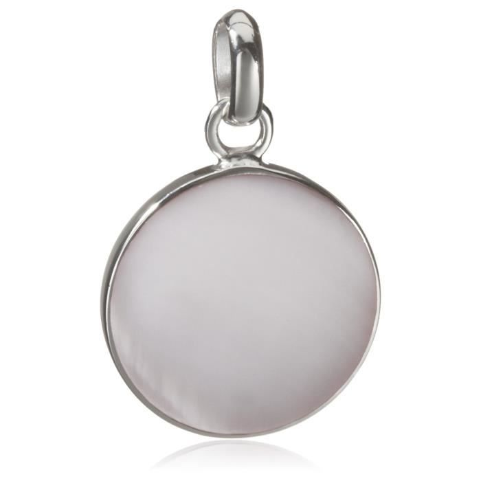 Fine Necklace Bracelet Anklet Argent 925-1000 Ronde 30 Millimeters V5EQM
