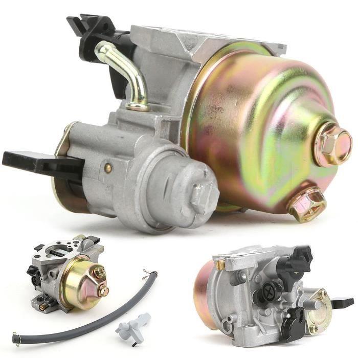 9f82c8b5d63 PIÈCE OUTIL DE JARDIN Carburateur complet pour moteur Honda GX340 N° 161