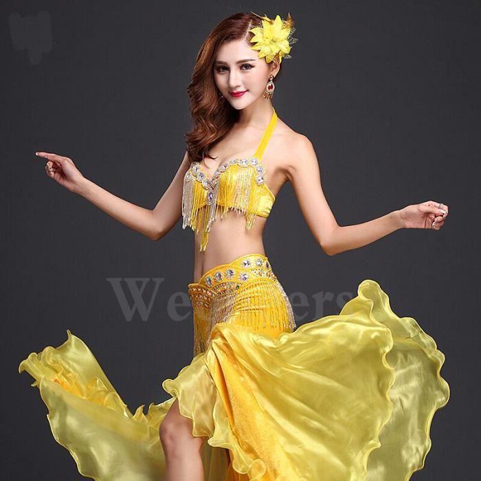 Femme Mode Robe De danse De Représentation Amin...