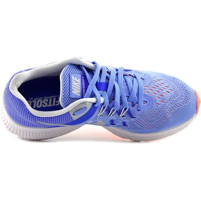 best sneakers 7471d f35d8 ... where to buy nike zoom winflo 2 femmes synthétique chaussure de course  a84b9 f3fcd