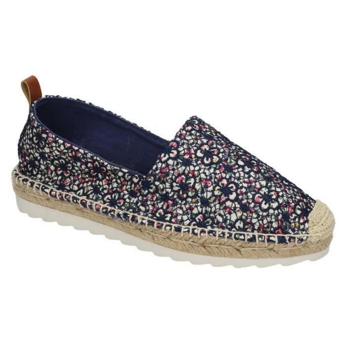 Chaussure Femme Printemps Été Comfortable plate Chaussures GD-XZ068Noir39 baWJ5HS