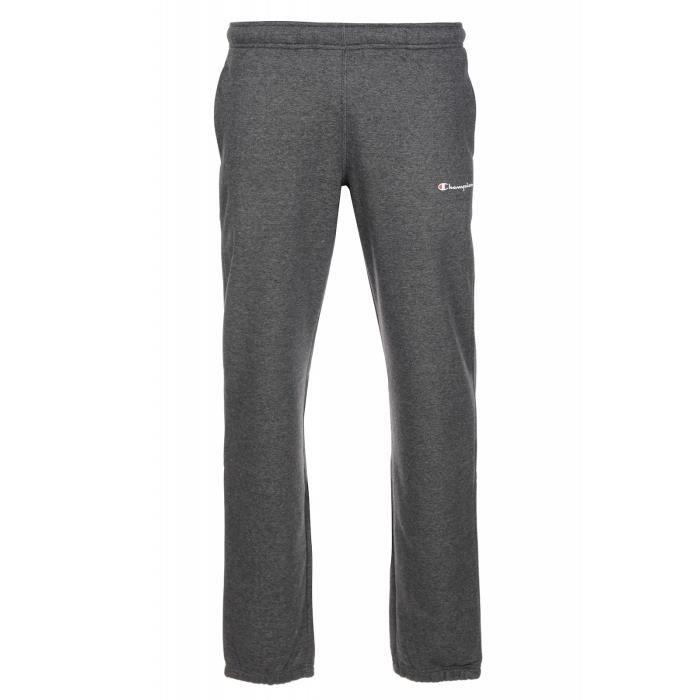 bd21a48c2e776 Pantalon de survêtement en coton Champion gris Gris Gris - Achat ...