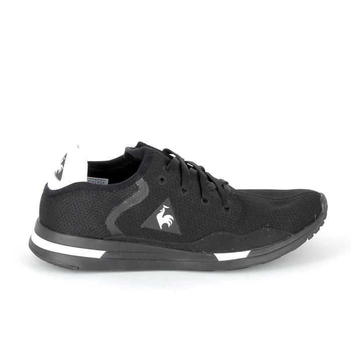Basket mode - Sneakers LE COQ SPORTIF Solas Noir Blanc