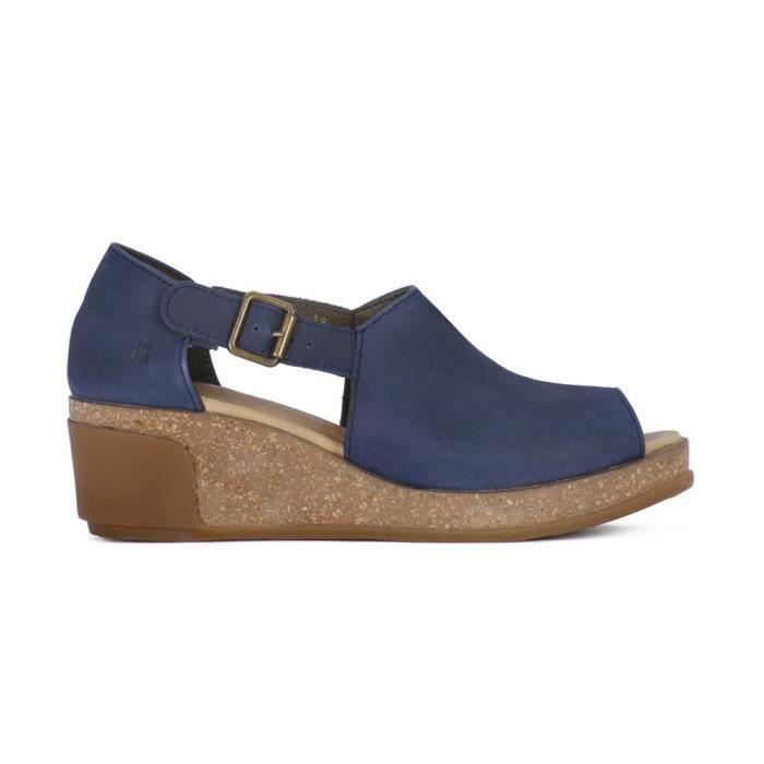 29e8fda34185d Chaussures El Naturalista Tibet Bleu Bleu - Achat   Vente mule ...