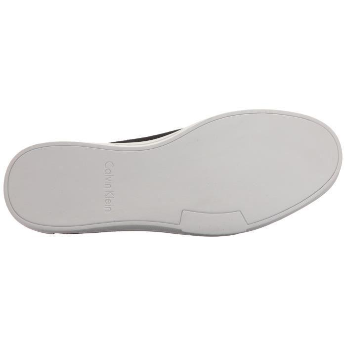 Calvin Klein Igor Napa veau Sneaker YTEX4 Taille-39 1-2 brMz05D