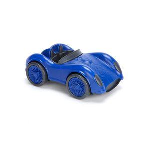 Green Toys - La voiture de course - Bleu