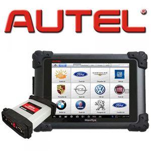 AUTEL MS908 MaxiSys Pro Valise de Diagnostic Complet et Multimarques pour Auto