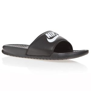 SANDALE - NU-PIEDS NIKE Mules Benassi Just Do It Homme