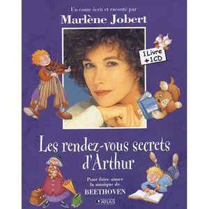 Livre 3-6 ANS Les rendez-vous secrets d'Arthur