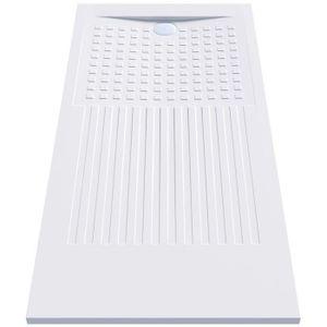 CREAZUR Receveur de douche découpable Oasis 90x190