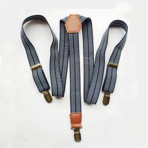 grande vente les plus récents Design moderne Bretelles Homme 2.5*95cm Elastiques Vintage Rétéro avec 3 ...