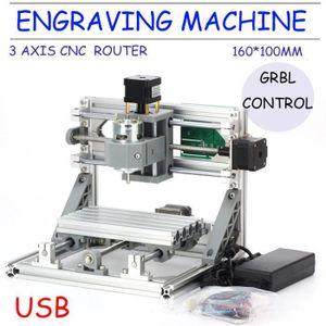 FRAISEUSE CNC Router Engraving Kit graveur bois USB Milling