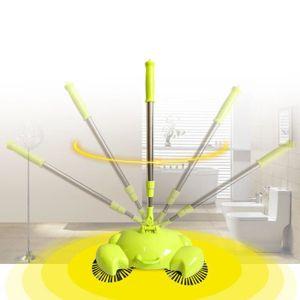 SERPILLIÈRE 360 rotatif usage domestique de plancher télescopi