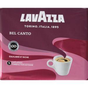 CAFÉ - CHICORÉE Lavazza Bel Canto Café moulu 2 paquets de 250 g -