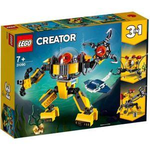 Lego Sous Et Marin Vente Achat Pas Jeux Jouets Chers 0PwnOk
