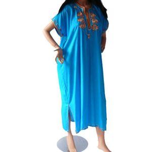 ROBE Robe tunique marocaine - L