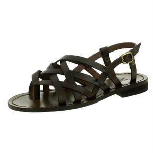 SANDALE - NU-PIEDS sandales  /  nu-pieds plazza femme iota 322