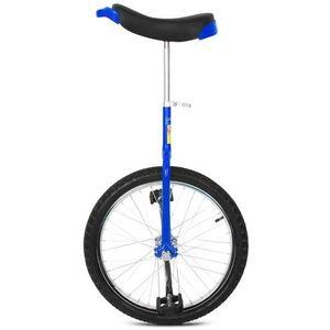 VÉLO MONOCYCLE Monocycle avec roue de 20 pouces en 5 couleurs ble