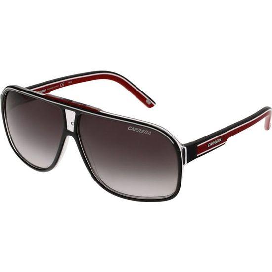 CARRERA Lunettes de Soleil Mixte Noir, Rouge - Achat   Vente lunettes de  soleil Mixte - Cdiscount 445cbde3ab95
