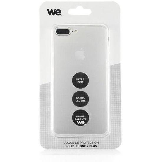 coque iphone 7 we