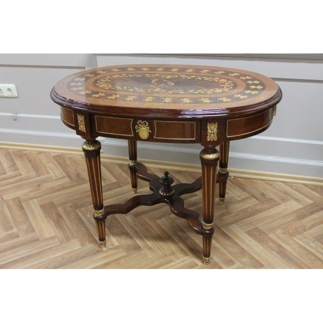 table ronde baroque achat vente table ronde baroque pas cher cdiscount. Black Bedroom Furniture Sets. Home Design Ideas