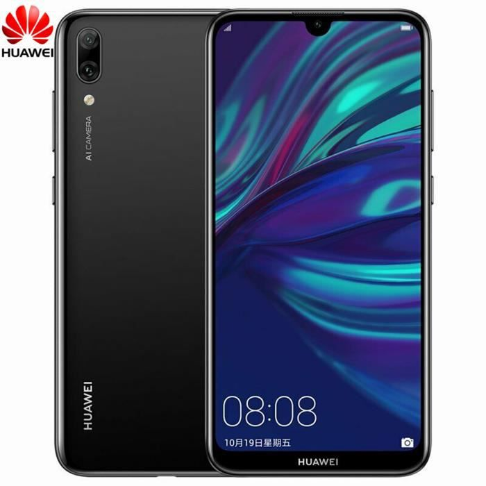 SMARTPHONE Huawei Y9 2019 3+32Go TFT LCD 6.26 Pouces Android