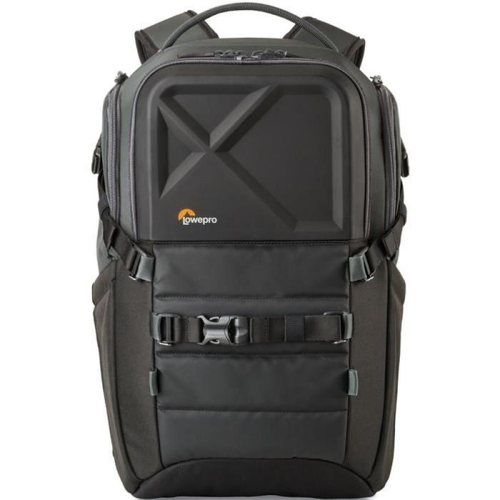 f10f9a61fd LOWEPRO LP37090 Sac à dos pour drones de course - Technologie anti-chocs -  Noir