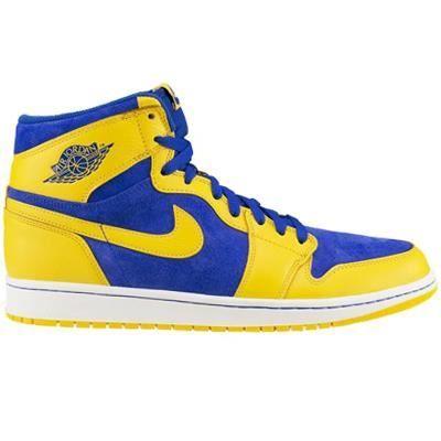 1 Air Jordan Achat Jaune O High Basket Retro Vente xBCWQrdoeE