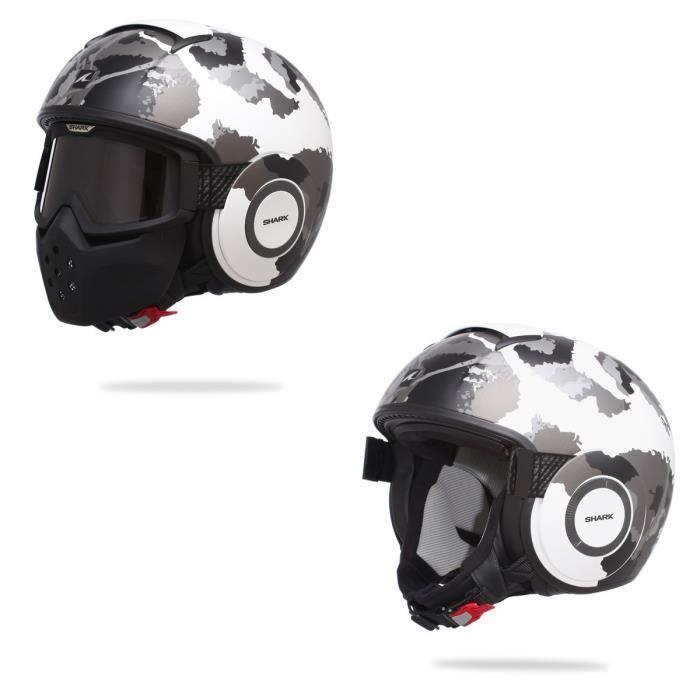 Casque moto g