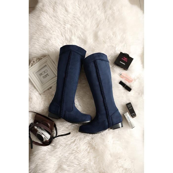 martin boots-Femmes de pures Bottes talonpais... A9jGoz8EJ