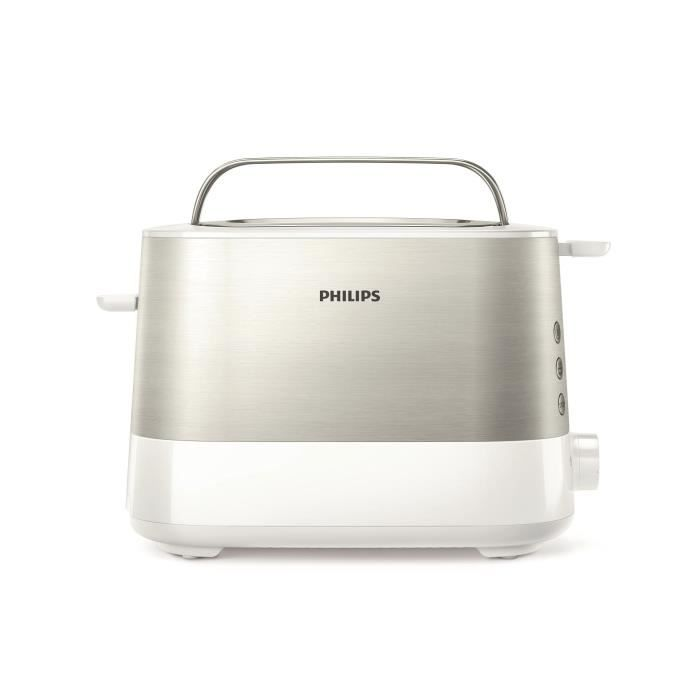 GRILLE-PAIN - TOASTER PHILIPS HD2637/00 Grille-pain Viva Collection - Bl