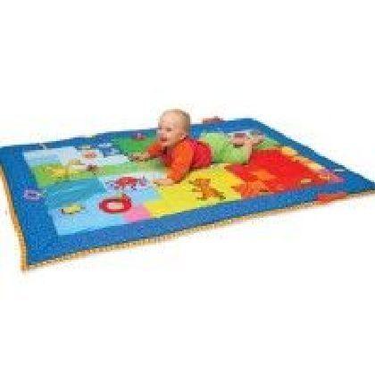 tapis d 39 eveil des touchers taf toys achat vente tapis. Black Bedroom Furniture Sets. Home Design Ideas